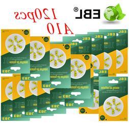 120pcs Size A10 ZA 10 PR70 AC10 10AD DA230 7002ZD Hearing Ai