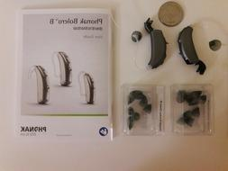 2 X NEW PHONAK BOLERO B90-SP Hearing Aids & Accessories.