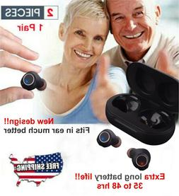 2020 rechargeable mini hearing aids in