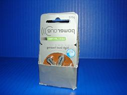 60 powerone hearing aid battery size p312