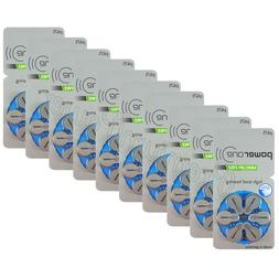 60 x Varta Power One 675 Size Hearing aid batteries Zinc air