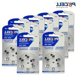 60pcs Size A10 ZA 10 PR70 AC10 10AD DA230 7002ZD Hearing Aid