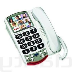 Clarity 76593.000 P300 Picture ID Mild Hearing Loss Amplifie