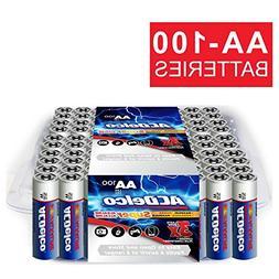 ACDelco AA Super Alkaline Batteries in Recloseable Package,