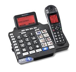 ClearSounds CSA1600BT Handset Landline Amplified Cordless Te