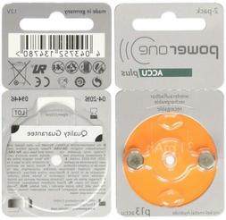 Power One ACCU plus p13 Hearing Aid Rechargeable Battery, Pa