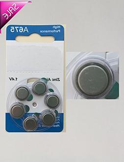 30 piece A675 76A PX76A 675A A76 RSS Zinc Air Hearing Aids 1