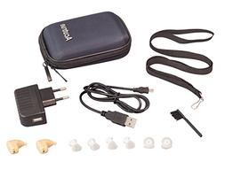AcuTrue Rechargeable Hearing Amplifier, Set of 2
