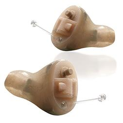 Hearing Aid - Simply Soft Smart Touch Pair, Beige - mild-to-