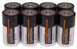 Energizer Alkaline Battery Family Packs E93FP-8