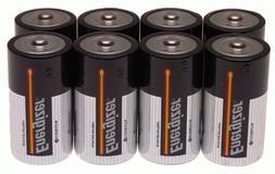 Energizer Alkaline Battery Family Packs E93FP-8