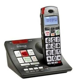 Serene Amplified Cordless Phone w Answering Machine
