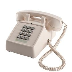 Home Intuition Amplified Single Line Corded Desk Telephone w