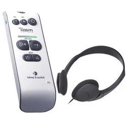 Bellman Audio Maxi BE2020 Wireless Personal Hearing Amplifie