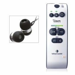 Bellman Audio Maxi Personal Amplifier with Dual Earphones