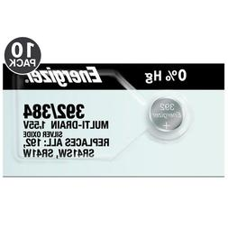 Energizer Batteries 392/384 Watch Battery Cell