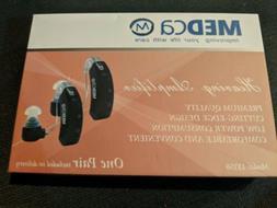 MEDca Behind The Ear Sound Amplifier - BTE Hearing Ear Ampli