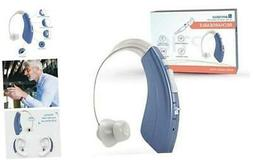 Britzgo Premium Hearing Amplifier for Adults and Seniors, Ai