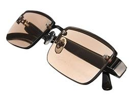 Brown Crystal Presbyopic Fatigue Relieve Reading Glasses Sun