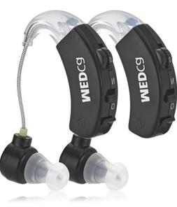MEDca Personal Hearing Sound Enhancer Amplifier Rechargeable