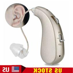High-Power BTE Digital Hearing Aid Rechargeable Amplifiers S