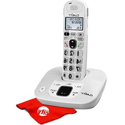 Clarity D714 Moderate Hearing Loss Cordless Amplified Phone