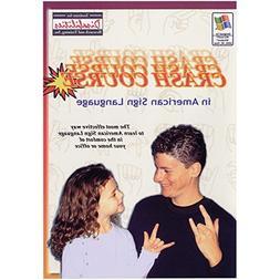 Crash Course in American Sign Language -CD-ROM Deaf - Educat