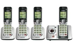 VTech CS6529-4 DECT 6.0 Phone Answering System with Caller I