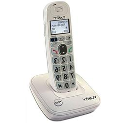 Clarity D702 30dB DECT 6.0 Amplified Low Vision Cordless Pho