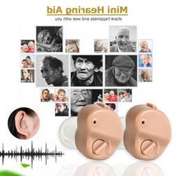 Digital Adjustable Tone Hearing Aids Aid Earbuds Enhancement