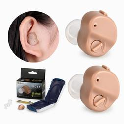 Digital Adjustable Tone Hearing Aids Aid Earbuds Enhancement