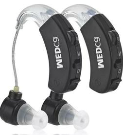 MEDca Personal Hearing Sound Enhancer Amplifier Noise Reduci