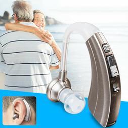 Digital Hearing Aid Aids Mini Ear Sound Amplifier Adjustable