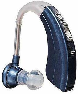 Britzgo Digital Hearing Aid Amplifier Bha-220, 500hr Battery