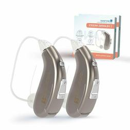 Digital Hearing Amplifier – Battery Saving Hearing Device
