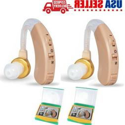 Digital Tone Hearing Aids Aid Behind The Ear Sound Amplifier