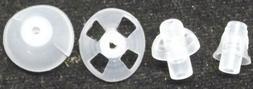Domes- Hearing aid open ear, Unitron, Widex, ReSound, Starke