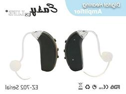 Easyuslife Ear Amplifiers Set Of 2 Hearing Amplifiers Dark G