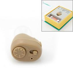 Small In The Ear Invisible Best Sound Amplifier Adjustable T