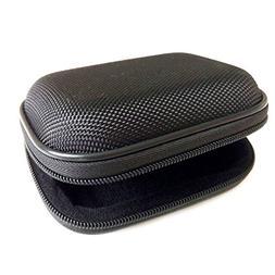 Earphone Case Portable Bag Holder for BTE Hearing Aids, Earm