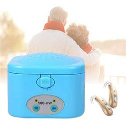 Electric Hearing Aid Disinfection Dryer Drying Case Box Dehu