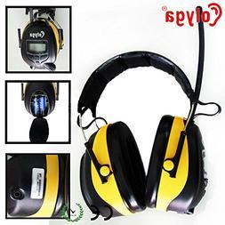 Olyga Digital Electronic Ear Defenders, Ear Protectors, Ear