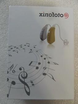 Otofonix Apex Hearing Aid Hearing Amplifier Right Beige DM07