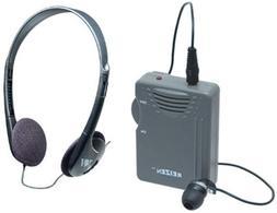 Elite Package: Reizen Loud Ear 120dB Gain Personal Amplifier