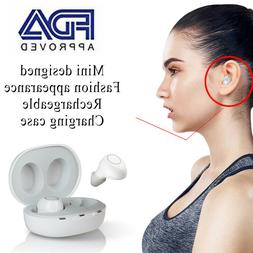 Fashion Rechargeable Hearing Aids In the Ear Amplifier Sound