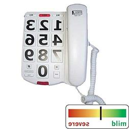 FCC Approved 40 dB Extra Large Big Button Keypad Easy To Use