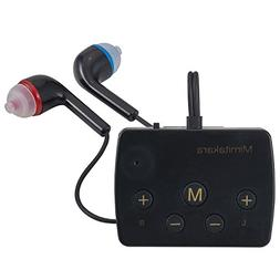 fda registered rechargeable sound amplifier