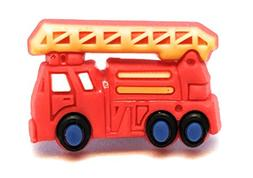 Firetruck Tube Riders for Kids Hearing Aid Accessories