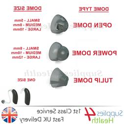 GENUINE GN Resound Surefit  Hearing Aid Domes - 10 Pack  - N