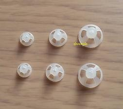 GN ReSound Thin tube Domes for hearing aids , fit Phonak / S